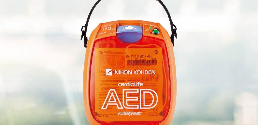 I defibrillatori in palestra salvano 14 persone su 15