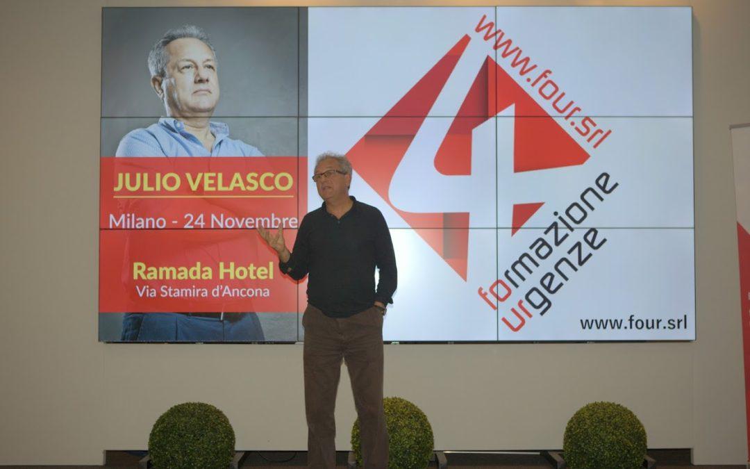 Evento con Julio Velasco: le foto ufficiali