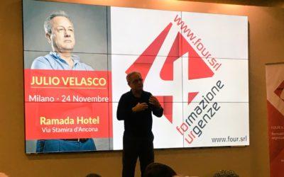 Julio Velasco, la motivazione e la cucina della nonna