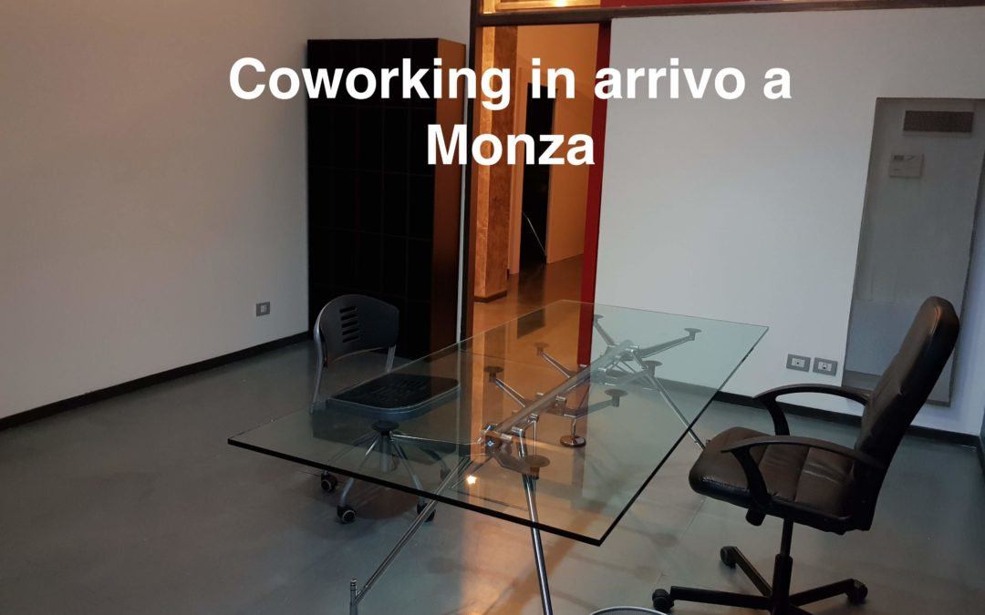 Coworking con FOUR a Monza