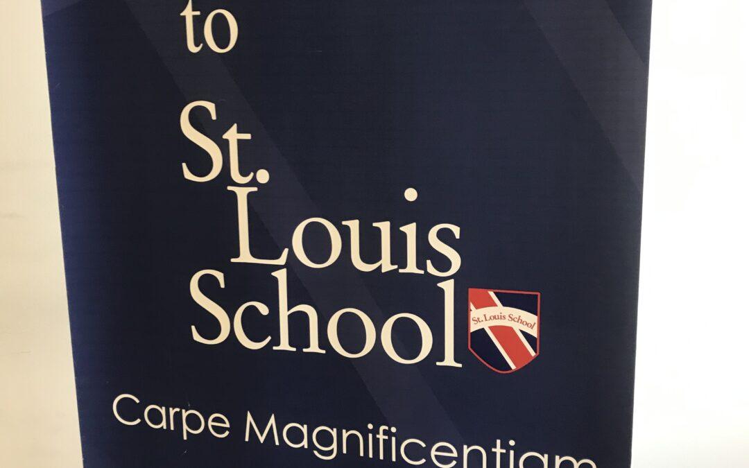 Trainings in English at St Louis School, Milan
