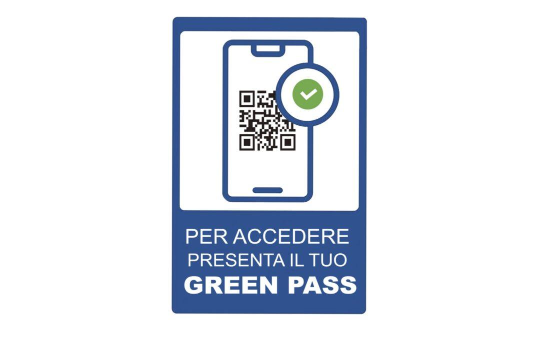 Obbligo Green Pass dal 15 Ottobre 2021